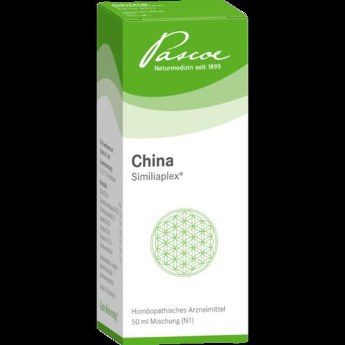 Verpackungsbild(Packshot) von CHINA SIMILIAPLEX Tropfen