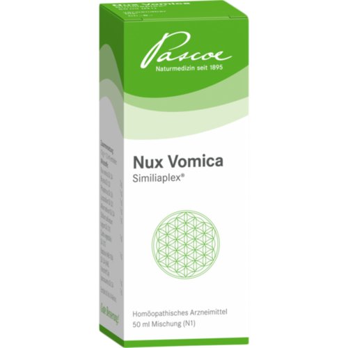 Verpackungsbild(Packshot) von NUX VOMICA SIMILIAPLEX Tropfen