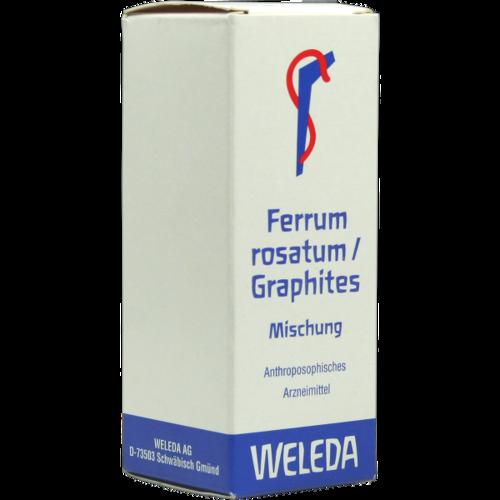 Verpackungsbild(Packshot) von FERRUM ROSATUM/Graphites Mischung