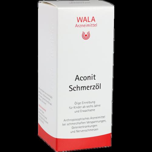 Verpackungsbild(Packshot) von ACONIT Schmerzöl