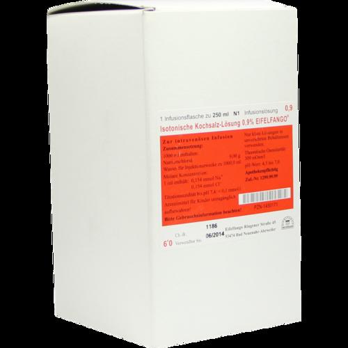 Verpackungsbild(Packshot) von KOCHSALZLÖSUNG 0,9% Infusionslösung