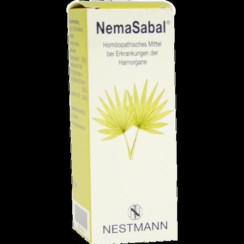 Verpackungsbild(Packshot) von NEMASABAL Tropfen