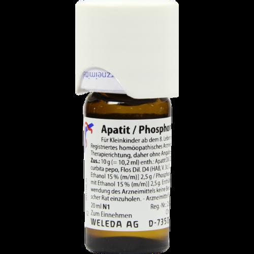 Verpackungsbild(Packshot) von APATIT/PHOSPHORUS comp.K Mischung