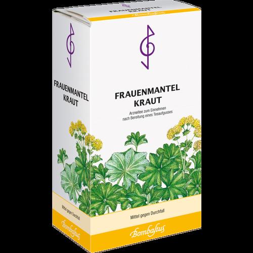 Verpackungsbild(Packshot) von FRAUENMANTELKRAUT Tee