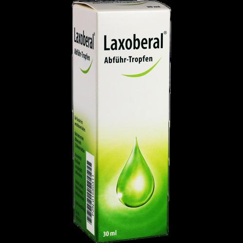 Verpackungsbild(Packshot) von LAXOBERAL Abführ Tropfen