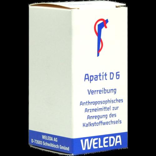 Verpackungsbild(Packshot) von APATIT D 6 Trituration