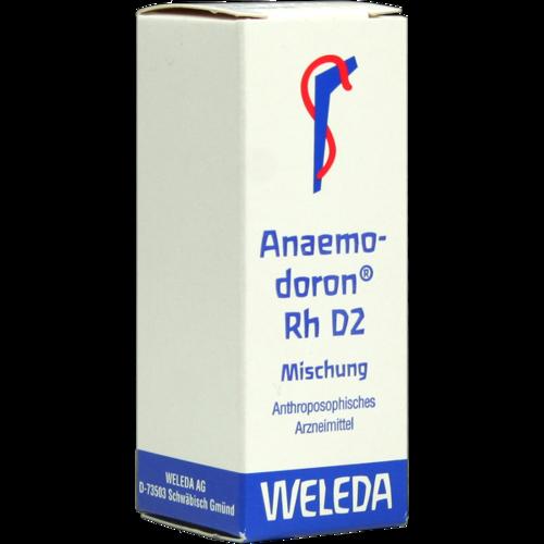 Verpackungsbild(Packshot) von ANAEMODORON Rh D 2 Mischung