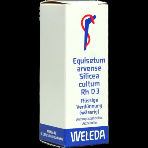 Verpackungsbild(Packshot) von EQUISETUM ARVENSE Silicea cultum Rh Dilution