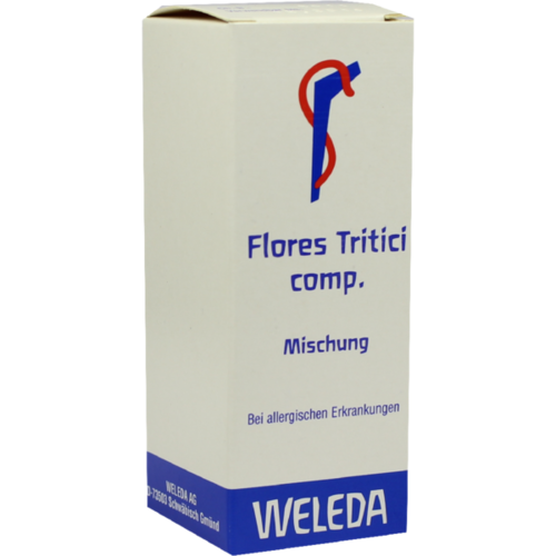 Verpackungsbild(Packshot) von FLORES TRITICI comp.Mischung