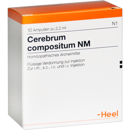 Verpackungsbild(Packshot) von CEREBRUM COMPOSITUM NM Ampullen