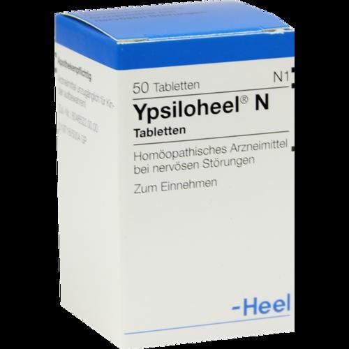 Verpackungsbild(Packshot) von YPSILOHEEL N Tabletten