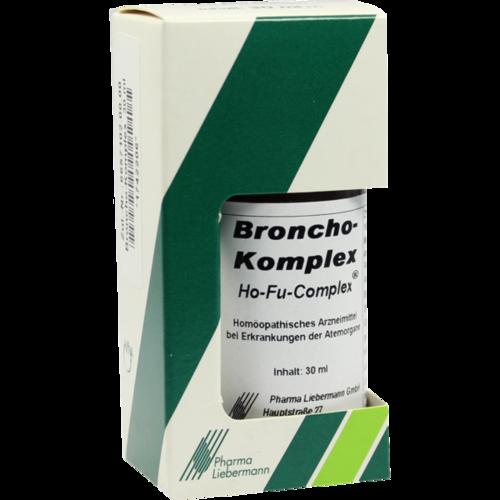 Verpackungsbild(Packshot) von BRONCHO KOMPLEX Ho-Fu-Complex Tropfen