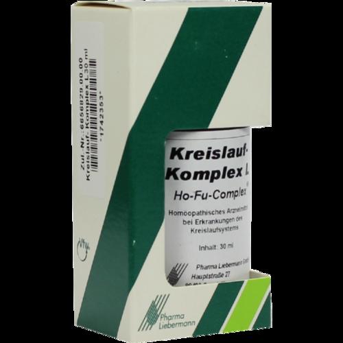 Verpackungsbild(Packshot) von KREISLAUF KOMPLEX L Ho-Fu-Complex Tropfen
