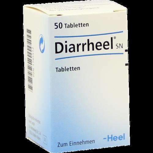 Verpackungsbild(Packshot) von DIARRHEEL SN Tabletten