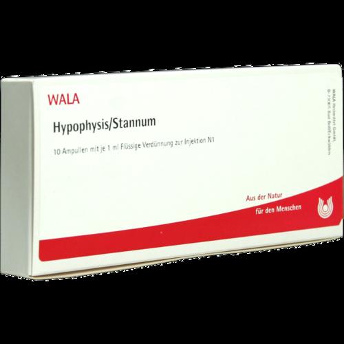 Verpackungsbild(Packshot) von HYPOPHYSIS/STANNUM Ampullen