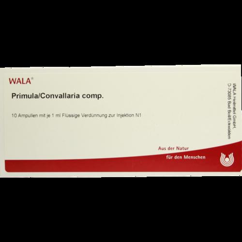 Verpackungsbild(Packshot) von PRIMULA/CONVALLARIA comp.Ampullen