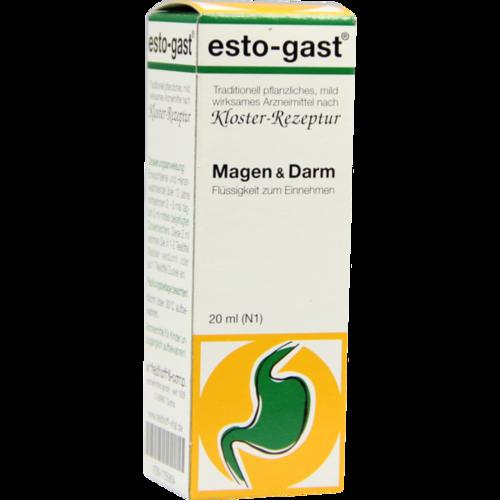 Verpackungsbild(Packshot) von ESTO GAST Liquidum