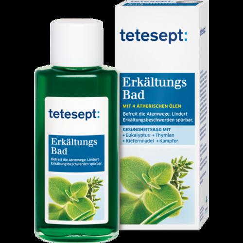 Verpackungsbild(Packshot) von TETESEPT Erkältungs Bad
