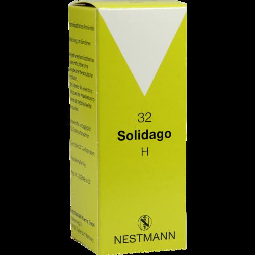 Verpackungsbild(Packshot) von SOLIDAGO H 32 Tropfen