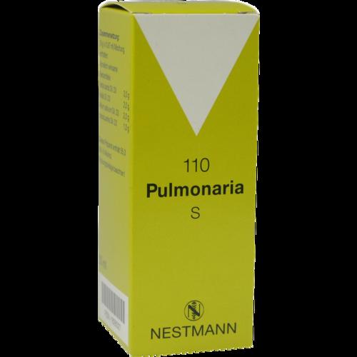 Verpackungsbild(Packshot) von PULMONARIA S 110 Tropfen