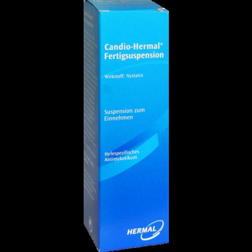 Verpackungsbild(Packshot) von CANDIO HERMAL Fertigsuspension