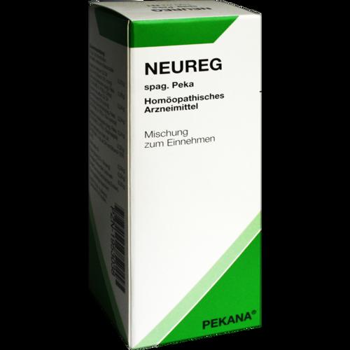 Verpackungsbild(Packshot) von NEUREG spag.Peka Tropfen