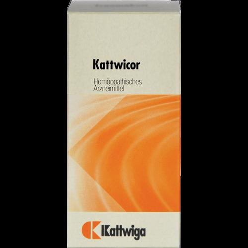 Verpackungsbild(Packshot) von KATTWICOR Tabletten