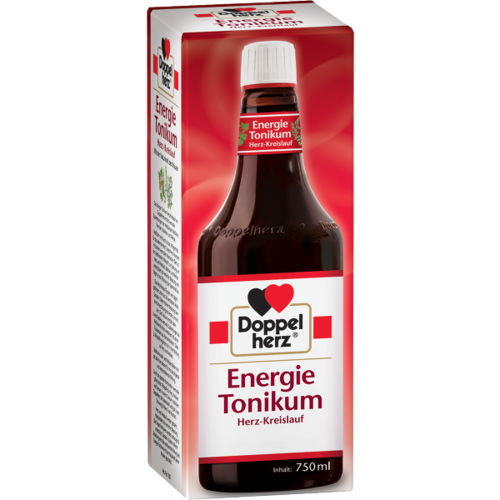 Verpackungsbild(Packshot) von DOPPELHERZ Energie-Tonikum Herz-Kreislauf