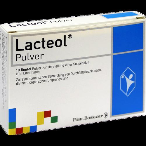 Verpackungsbild(Packshot) von LACTEOL Pulver
