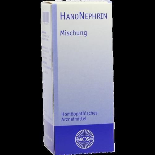 Verpackungsbild(Packshot) von HANONEPHRIN flüssig