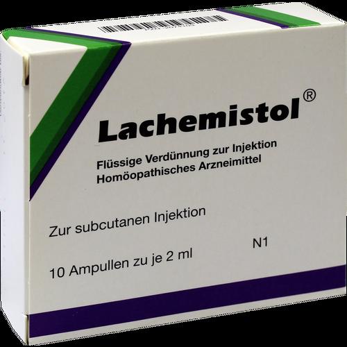 Verpackungsbild(Packshot) von LACHEMISTOL Ampullen