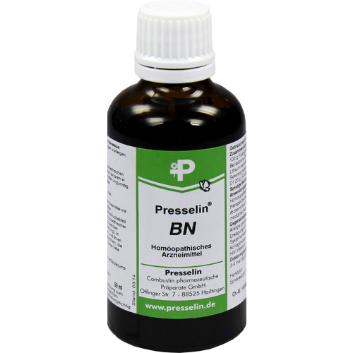 Verpackungsbild(Packshot) von PRESSELIN BN Nieren Blasen Tropfen