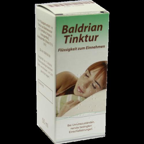 Verpackungsbild(Packshot) von BALDRIANTINKTUR