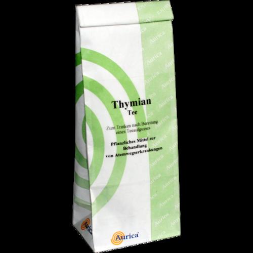 Verpackungsbild(Packshot) von THYMIANKRAUT Tee Aurica