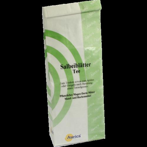 Verpackungsbild(Packshot) von SALBEIBLÄTTER Tee Aurica