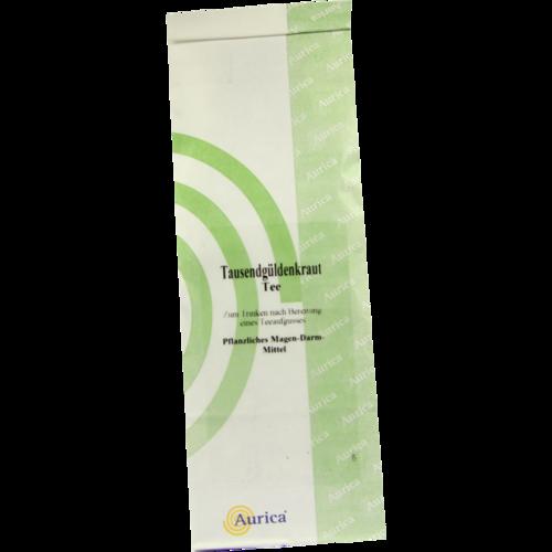 Verpackungsbild(Packshot) von TAUSENDGÜLDENKRAUT Aurica Tee