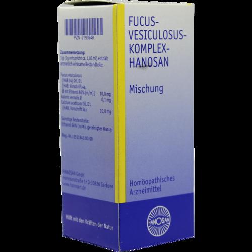 Verpackungsbild(Packshot) von FUCUS VESICULOSUS KOMPLEX flüssig