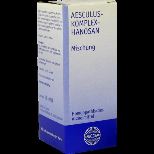 Verpackungsbild(Packshot) von AESCULUS KOMPLEX flüssig
