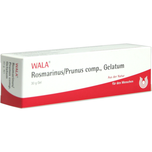 Verpackungsbild(Packshot) von ROSMARINUS/PRUNUS comp.Gel