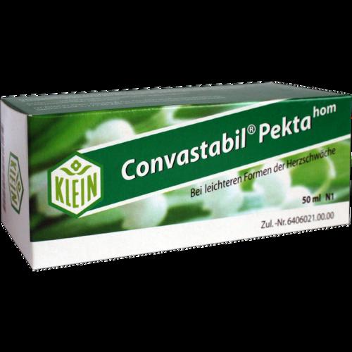 Verpackungsbild(Packshot) von CONVASTABIL Pektahom Tropfen