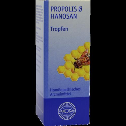 Verpackungsbild(Packshot) von PROPOLIS Urtinktur Hanosan