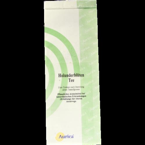 Verpackungsbild(Packshot) von HOLUNDERBLÜTEN Tee Aurica