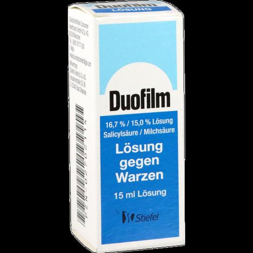 Verpackungsbild(Packshot) von DUOFILM Lösung