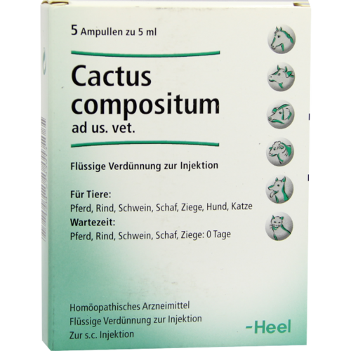 Verpackungsbild(Packshot) von CACTUS COMPOSITUM ad us.vet.Ampullen