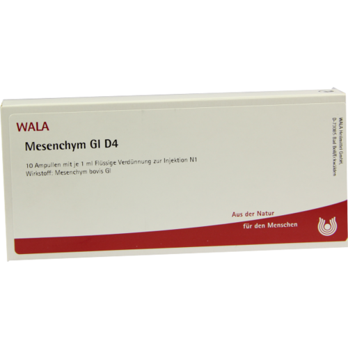 Verpackungsbild(Packshot) von MESENCHYM GL D 4 Ampullen