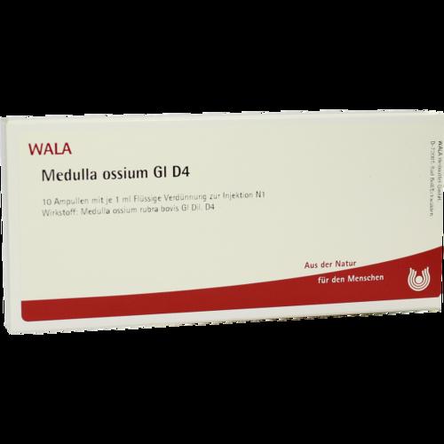 Verpackungsbild(Packshot) von MEDULLA OSSIUM GL D 4 Ampullen
