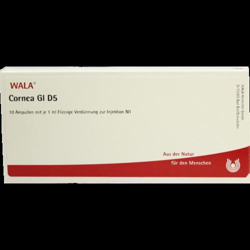 Verpackungsbild(Packshot) von CORNEA GL D 5 Ampullen