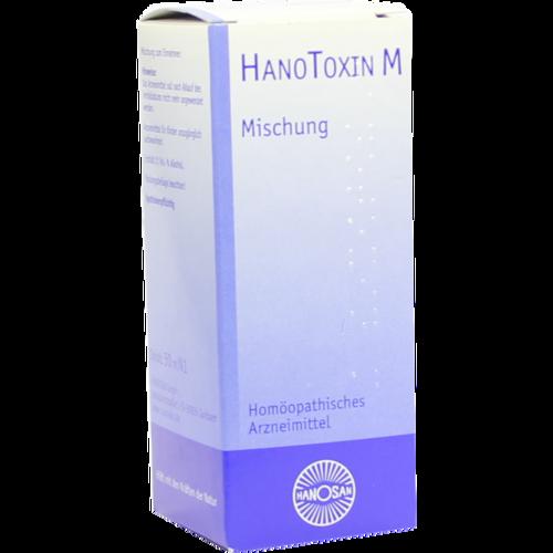 Verpackungsbild(Packshot) von HANOTOXIN M flüssig
