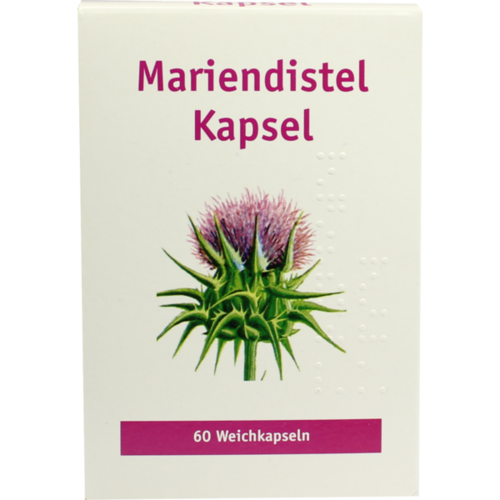 Verpackungsbild(Packshot) von MARIENDISTEL KAPSELN