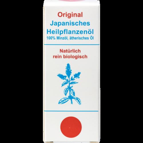 Verpackungsbild(Packshot) von JAPANISCHES Heilpflanzenöl original